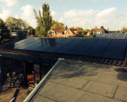 20 panelen JA Solar 260 Wp Full Back met Solaredge omvormer en optimizers in Pijnacker